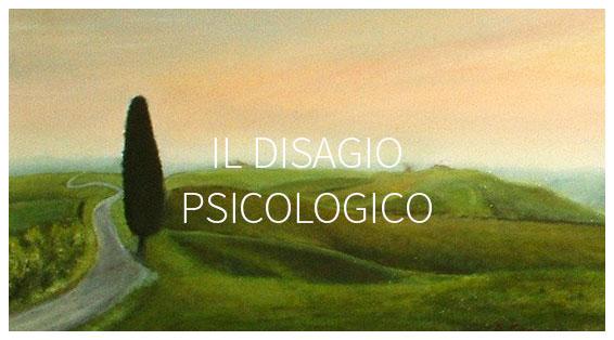 il disagio psicologico - cantù